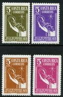 Costa Rica 1970 Obligatory Tax. Christmas Unmounted Mint. - Costa Rica