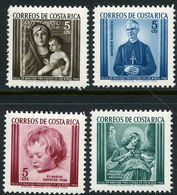 Costa Rica 1962 Obligatory Tax. Christmas Unmounted Mint. - Costa Rica