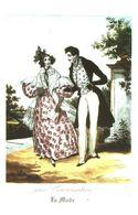 Le Moniteur De La Mode (den Bildern Nach Mode Um 1860) / Druck, Entnommen Aus Kalender / Datum Unbekannt - Books, Magazines, Comics