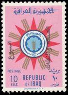 Iraq 1959 Health And Hygiene Unmounted Mint. - Iraq
