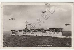 Marine Nationale Française - Porte-Avions ''Bearn'' - Warships