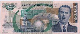 MEXICO =1992   10.000  PESOS       P-95       UNC - Mexico