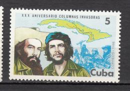 ##8, Cuba, Che Guevara, Militaria, Révolution, - Cuba
