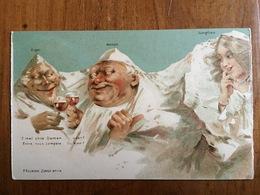"""(Alpes Suisses) """"Entre Nous, Compère"""". Carte éditée Par Killinger (n° 114), Vers 1900, LUXE. - Illustrateurs & Photographes"""