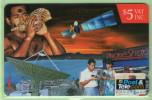 Fiji - 1995 FPTL Corporate Phonecards - $5 Phone Shop - FIJ-071 - VFU - Fiji