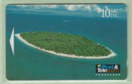 Fiji - 1993 Scenic Issue - $10 Mamanuca Group - FIJ-022 - VFU - Fiji