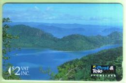 Fiji - 1992 First Issue - $2 Rainforest - FIJ-002 - VFU - Fiji