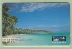 Fiji - 1992 First Issue - $10 Beach Scene - FIJ-004 - VFU - Fiji