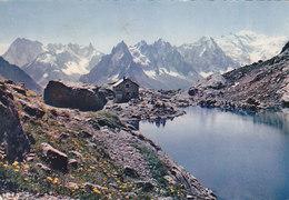 Chamonix Mont Blanc - Le Lac Blanc - Chamonix-Mont-Blanc