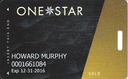 Cherokee Casinos OK - Slot Card - LVP758829-1 Over Mag Stripe - Casino Cards