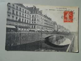 ILLE ET VILAINE RENNES LE PONT DE NEMOURS - Rennes