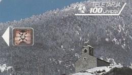 TELECARTE 100 UNITATS  ANDORRE - Andorra