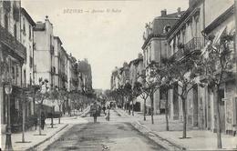 Béziers (Hérault) - Avenue St Saint-Saens - Edition Vve Marrot - Beziers