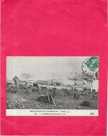DEPT 51 - REVOLUTION En CHAMPAGNE 1911 - AY Les Ets BISSINGER En Feu - ROUIL1 - - Ay En Champagne