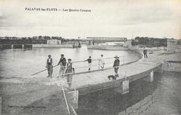 Palavas-les-Flots - Les Quatre Canaux - Edition Capestan, Carte Non Circulée - Palavas Les Flots