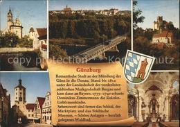 72349147 Guenzburg Bruecke Schloss Kirche Inneres  Guenzburg - Guenzburg