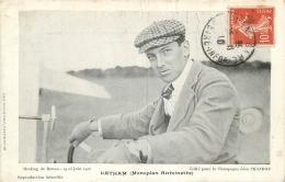 LATHAM MONOPLAN ANTOINETTE - Piloten