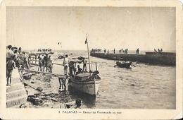 Palavas-les-Flots - Retour De Promenade En Mer - Editions Narbo - Carte N° 4 - Palavas Les Flots