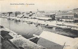 Palavas-les-Flots - Vue Générale, Le Canal - Edition Capestan - Carte Non Circulée - Palavas Les Flots