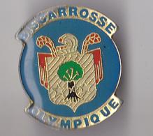 PIN'S THEME SPORT  GOLF  BISCAROSSE OLYMPIQUE - Golf