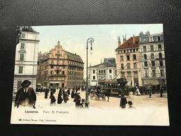 68 - LAUSANNE Place St François - VD Waadt