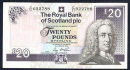 Scotland - 20 Pounds 2016 - P 354f - [ 3] Scotland