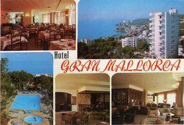 Hotel Gran Mallorca - San Agustin - Palma De Mallorca - Spain - Hotels & Restaurants