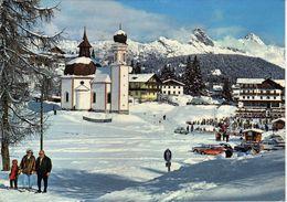 Seefeld - Seekirchlein ( Barock ) Und Hotel Wetterstein - Tirol - Austria - Hotels & Restaurants