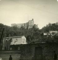 Italie La Spezia Le Chateau Ancienne Photo Stereo NPG 1900 - Stereoscopic