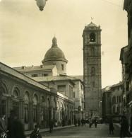 Italie Savona La Cathedrale Ancienne Photo Stereo NPG 1900 - Stereoscopic