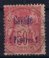 Cavalle Yv  7 Used / Obl. - Oblitérés