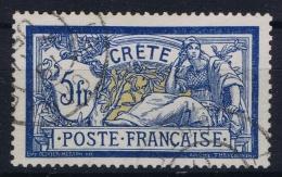 Crete Yv  15 Used / Obl. - Creta (1902-1903)