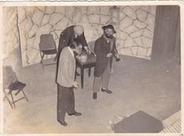 IL GRANDE SILENZIO - RAPPRESENTAZIONE TEATRALE DEL 1956 - CON DEDICA DI RADAMES DI LERNIA - Foto Dedicate