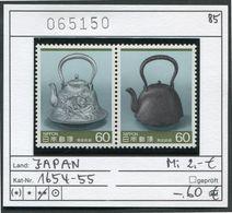 Japan - Japon - Nippon - Michel 1654-1655 - ** Mnh Neuf Postfris - 1926-89 Empereur Hirohito (Ere Showa)