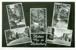 Holten; Holten Met De Holterberg, Meer-luik - Gelopen. (Foka - Den Haag) - Holten