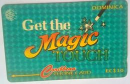 78CDMC Magic Touch EC$10 - Dominica