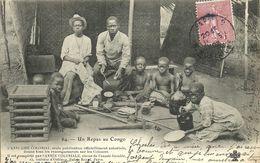 CONGO.  Un Repas Au Congo. - Congo Français - Autres