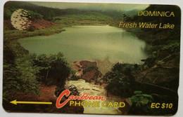 6CDMB Boiling Lake EC$10 - Dominica
