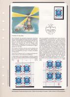 1983 / PHARES ET BALISES / FDC / Cachet 1er Jour Genève / 9 Timbres - FDC
