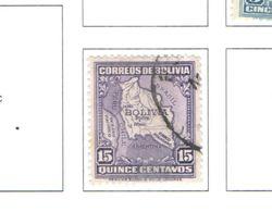 Bolivia PO 1931 Monte Potosi E   Scott.200+See Scans On Scott.Page - Bolivia