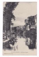 Jolie CPA Belley (Ain), Environs, Le Furans à Pugieu. A Voyagé En 1910 - Belley