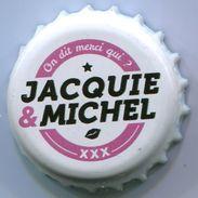 CAPSULE-BIERE-BEL-BRASSERIE DE BOCQ JACQUIE & MICHEL - Bière