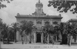 Hotel De Ville - Ajaccio