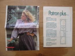 Patron Plus Patroon 35 MODE Vintage FASHION - Patrons
