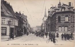 TOURCOING - La Rue Faidherbe - Très Animé - TBE - Tourcoing