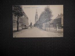 Hoogstraeten (Hoogstraten)  :  Seminarie En Toren - Hoogstraten