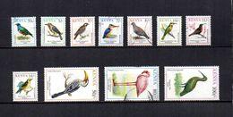 Kenia    1993  .-   Y&T  Nº   561/571 - Kenia (1963-...)