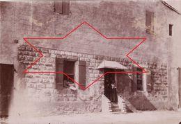 Photo 1898 BEAUVOISIN - Hameau De Franquevaux, Une Maison (A188) - France