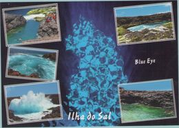 CPM:  CAP VERT :  Magnifique Vues De Buracona.   (E148) - Cape Verde