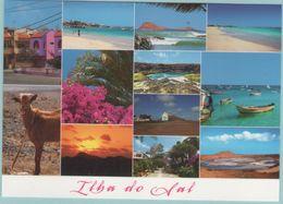 CPM:  CAP VERT : Vue De  Sal.   (E151) - Cape Verde